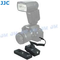 JJC Wireless Remote Control for Canon EOS 80D 70D 60D 750D 100D 1300D as RS-60E3