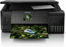 Epson EcoTank ET-7700 (A4) All-in-One Wireless Colour Inkjet Printer