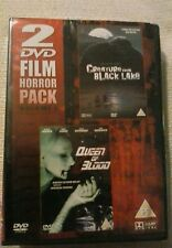 CREATURE FROM BLACK LAKE / QUEEN OF BLOOD.  2 x film pack. New - still sealed.