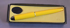 Parker Big Red for Women with ribbon---YELLOW--- New old stock-in box