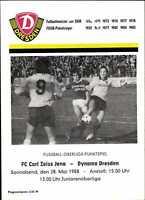 OL 87/88 SG Dynamo Dresden - FC Carl Zeiss Jena, 28.05.1988
