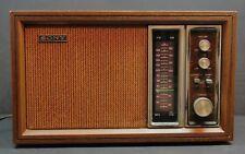 Vintage Sony TFM-9450W AM FM Radio