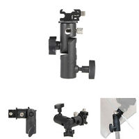E Type Camera Hot Shoe Umbrella Holder Mount Adapter for Light Stand Bracket v
