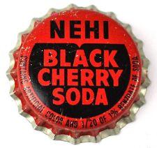NEHI Black Cherry Soda Kronkorken USA Soda Bottle Cap Korkdichtung