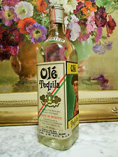 RUM - OLD OLE' TEQUILA  60s - MADE IN MEXICO