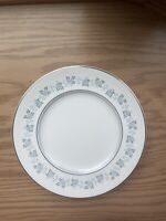 Royal Doulton China LYRIC Set Of 4 (BLUE LEAVES) Salad Plate(s) EXCELLENT