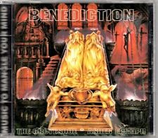"BENEDICTION - ""THE GROTESQUE / ASHEN EPITAPH""  (RARE '94 NUCLEAR BLAST E.P.)"