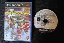 PS2 : KIDZ SPORTS : ICE HOCKEY - Da Phoenix Games ! Indossa i tuoi pattini !