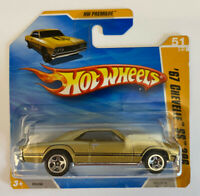 2010 Hotwheels New Models HW Premiere 67 Chevy Chevelle SS 396 Very Rare!!