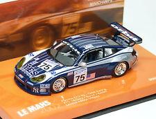 Porsche 911 GT3 RS 996 24H hrs. Le Mans 2002 Orbit Racing Minichamps 1:43 LE 999