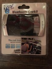True Blue TB-250 CK Bluetooth Carkit 9 Hrs Talk Time 500 Hrs Standby Time NewNew