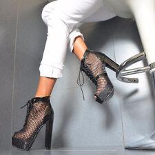 Standard (B) Clubwear Block Unbranded Heels for Women