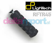 ricambio poggiapiede / pedana moto su piastra - FOOTPEG LIGHTECH RFTR45