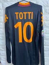Totti Roma Match Prepared  Shrit  serial code inside .