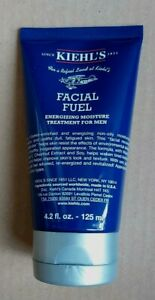 Kiehl's Facial Fuel Energizing Moisture Treatment for Men 4.2 oz / 125 ml Sealed