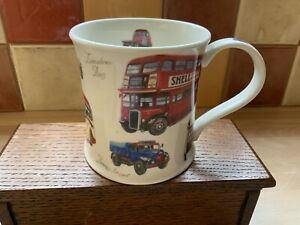 Dunoon Classic Collection Transport Tea Cup Coffee Mug.