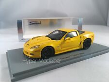 Spark 1/43 Chevrolet Corvette C6RS 2009 Yellow Art. S1536