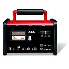 AEG atelier Chargeur de batterie 6v & 12v Coupe du monde 8 Chargeur