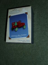 Hallmark Keepsake Ornament - Collector's Series 2002 Jingle Bell Express