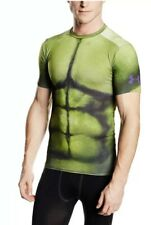 UNDER ARMOUR Men's HULK Compression Shirt size Small  NEW NWT Alter Ego