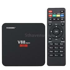 Scishion V88 III Smart TV Box 2g/8g Android7.1 Rk3328 QUADCORE WiFi Mini PC
