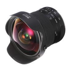 Meike 8mm F3.5 Wide Angle Fisheye Camera Lens for Sony E-mount A6000/a6100/a5000