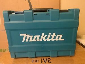 Makita COMBO Kit Case For XPH07 Drill & XDT14 Impact XT267M,XT267T,XT268M,XT268T