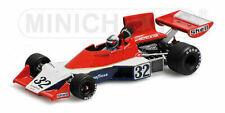 Minichamps 400 750032 Tyrrell Ford 007 1975 - Scheckter 1/43