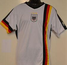 Campeón Del Mundo Hombre Camiseta Deutschland 4 Estrellas Blanco Talla S