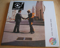 pink floyd wish you were here stretch canvas wall art 40cm x 40cm official  new