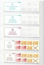 Suriname - 10 x folded booklets - unmounted mint
