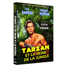 TARZAN et la Reine de la Jungle (Lex Barker)