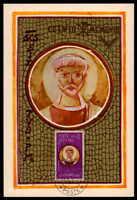 VATICAN MK 1959 MÄRTYRER MAXIMUMKARTE CARTE MAXIMUM CARD MC CM as48