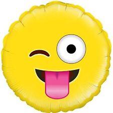LOCAS Emoji 18cm Globo metalizado