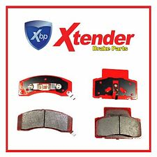 MD459 New Front Semi Metallic Brake Pad for Dodge Ram 2500 4WD, Ram 3500