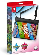 Nintendo Switch Lite Pokemon Sword Shield Sacoche Carrying Pouch Bag Case JAPAN