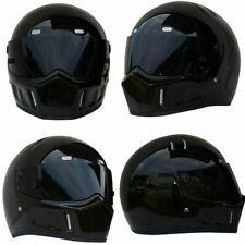Motorcycle Motorbike ATV for Street Bike Kart Bandit Full Face Helmet Fiberglass