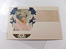 Gottlieb Theodor Kempf von Hartenkampf Antique Postcard