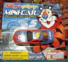 2001 Summit Marketing Nascar #5 Kellogg's Racing Mini-Car Die Cast Collectible