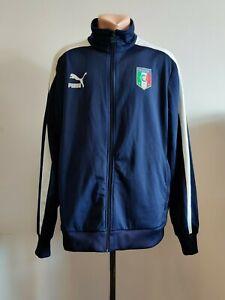 Football jacket soccer FC Italy Italia Top Training 2012/2013 Puma suit jersey