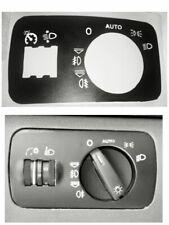 AUDI A3 8L S3 8L  A2 A6 C5 S6 C5 RS6 Pegatinas Restaurar Interruptor Luces Auto