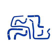 Mishimoto Silicone Ancillary Hose Kit - fits Impreza WRX & STI 2004-2007 - Blue