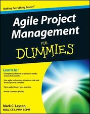 Agile Project Management for Dummies by Rachele Maurer and Mark C. Layton (2012,