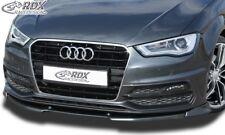 RDX Spoilerlippe für Audi S3 A3 8V 8VA 8VS 8V7 Sportback S-Line Schwert Front