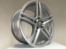 Alufelgen Rial M10 Silber Mercedes Vito Viano 638 639 8,5 x18 AMG NEU !