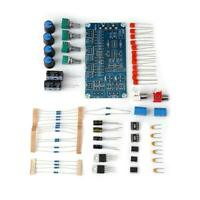 Preamplificatore HIFI Audio Stereo NE5532 15V AC Pre AMP DIY Kit Tono Controllo
