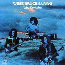 West, Bruce & Laing, West Bruce & Laing - Why Dontcha [New CD]