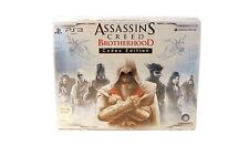 ASSASSIN'S CREED BROTHERHOOD Codex Edition Ps3 Ubisoft. NUOVO!