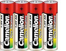 80 x Camelion AA Batterie LR6 1,5V Plus Alkaline High Energy lose Rot in Folie