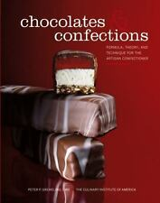 CHOCOLATES AND CONFECTIONS - GREWELING, PETER P./ CULINARY INSTITUTE OF AMERICA
